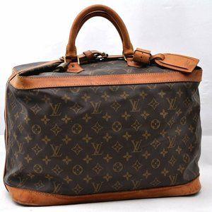Authentic Louis Vuitton Cruiser 40 Travel monogram
